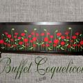 Buffet Cquelicot