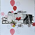 Moments - souvenirs