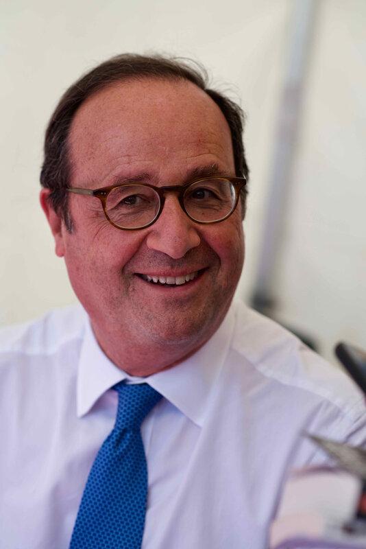 françois Hollande saint maur - 1