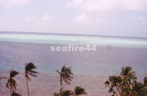 41_Huahiné Iti, lagon et motu Taiahu
