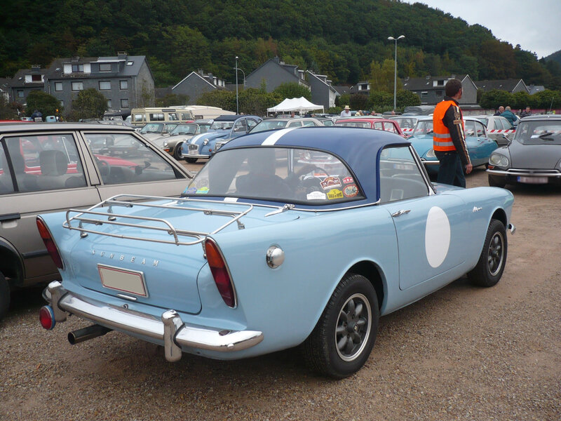 SUNBEAM Alpine Malmedy (2)