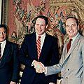 30 ans de la covention : un partenariat unique entre disney et la france