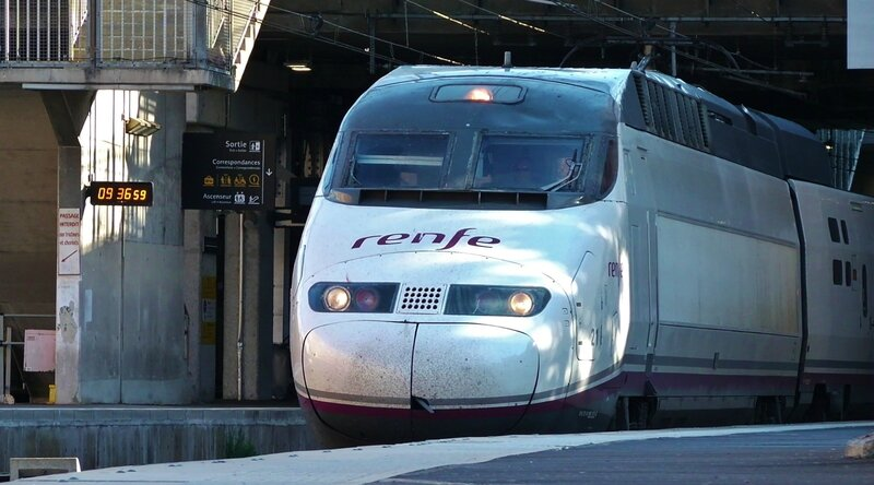 AVE Renfe 21