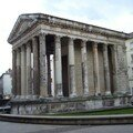 Forum de Vienne_temple d auguste et livie