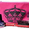 trousse à maquillage de princesse