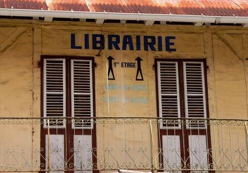 Librairie de Cayenne ???