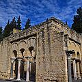 Médina al-zahra, à coté de cordoue (ruines)
