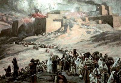 Hist-Bibl- exile a babylone en -587