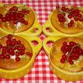 gâteaux moelleux
