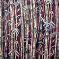 Bambou Bordeaux/Anis