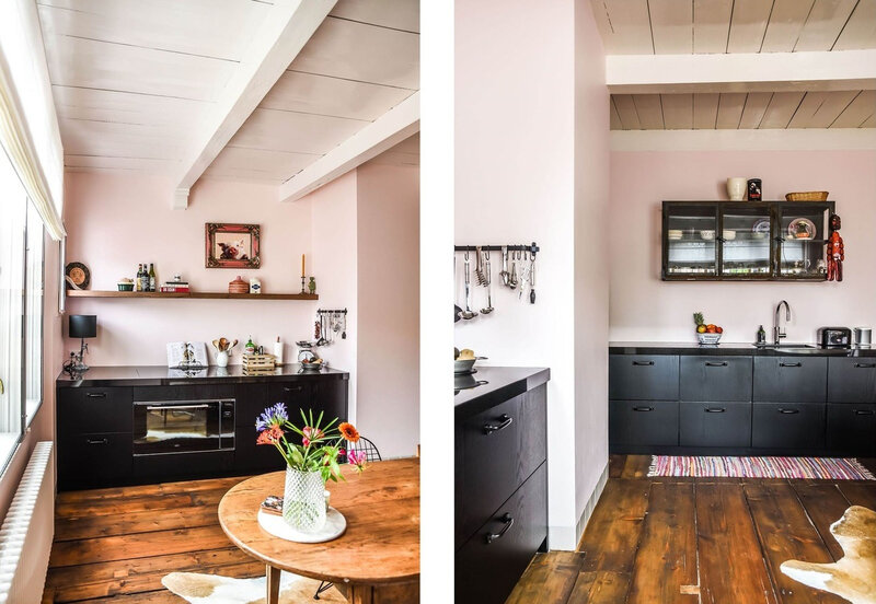 A romantic vintage apartment styling by Copparstad photos by Spinnell (18)