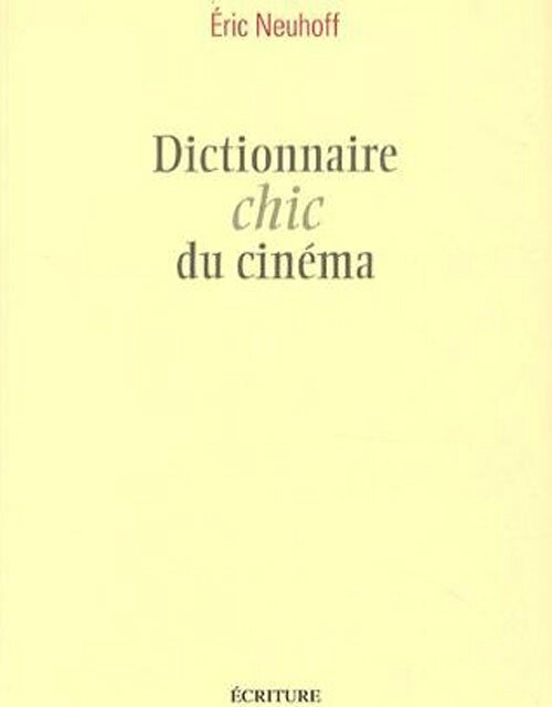 dictonairecinema