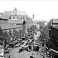 Les halles (la grande rue)