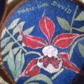 Ti'van orchidée rose