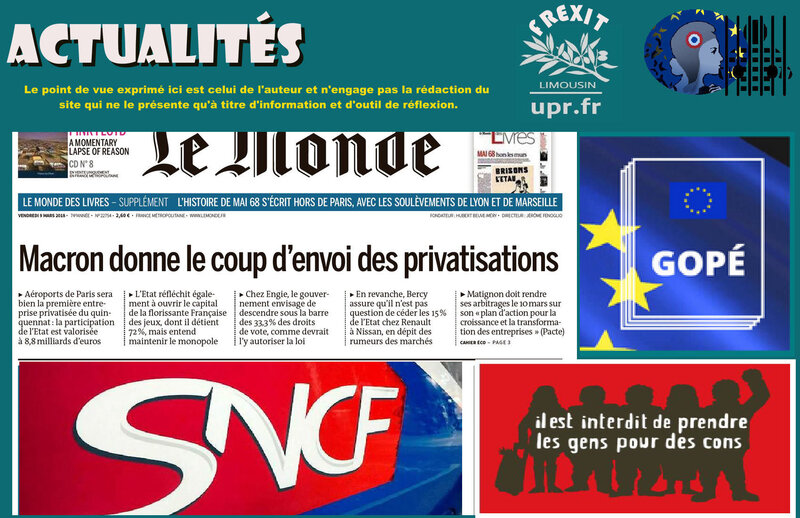 ACT SNCF PRIVATISATION