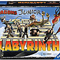 Labyrinth junior dragons [jeu]