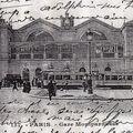 27 - Paris Montparnasse vers 1900
