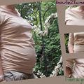 Tuto t-shirt de grossesse