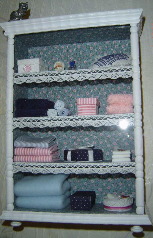 mini armoire vitrine
