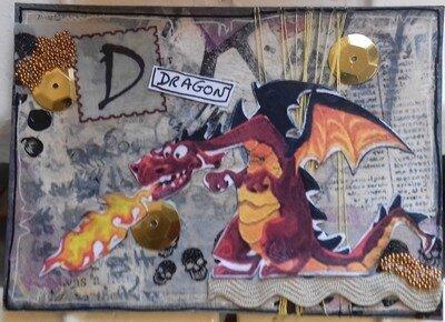 ATC dragon