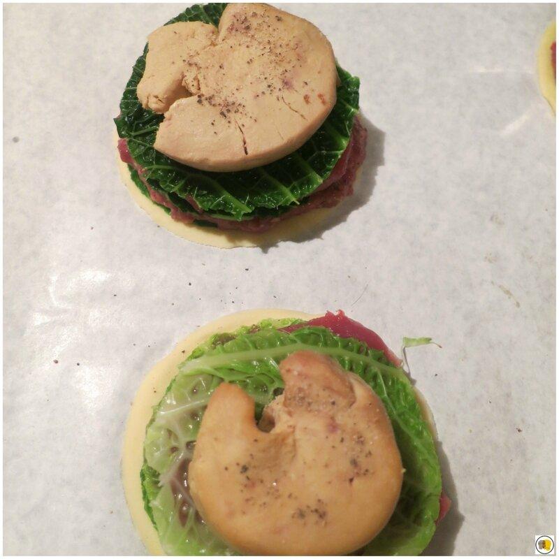 Tourte de canette au foie gras (13)
