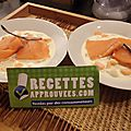 Recettes approuvees n°15