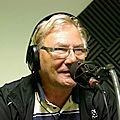 Portrait de michel longin, radio b