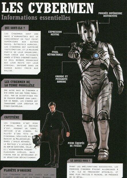 Cybermen page 01