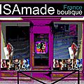 BOUTIQUE Shop ISAmade