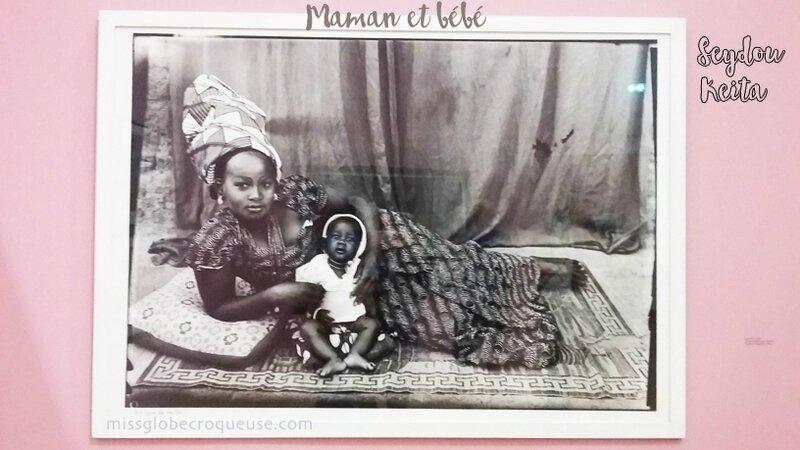 maman et bébé- seydou keita