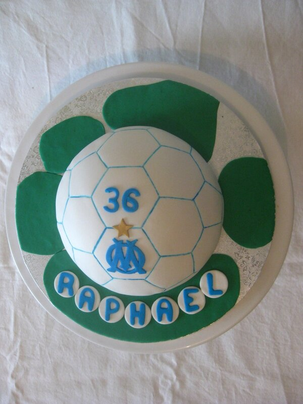 20160618 gâteau ballon foot OM (34)