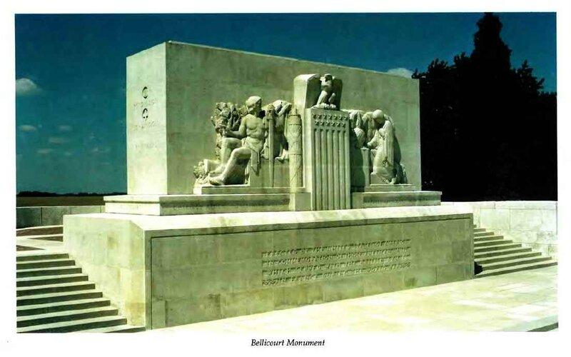 Bellicourt monument5