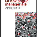 la novlangue manageriale