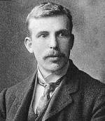 Ernest Rutherford at 25