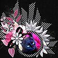 template 07 Bessychou - Rohana Anonymous purple
