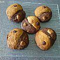 Cookies yin & yang