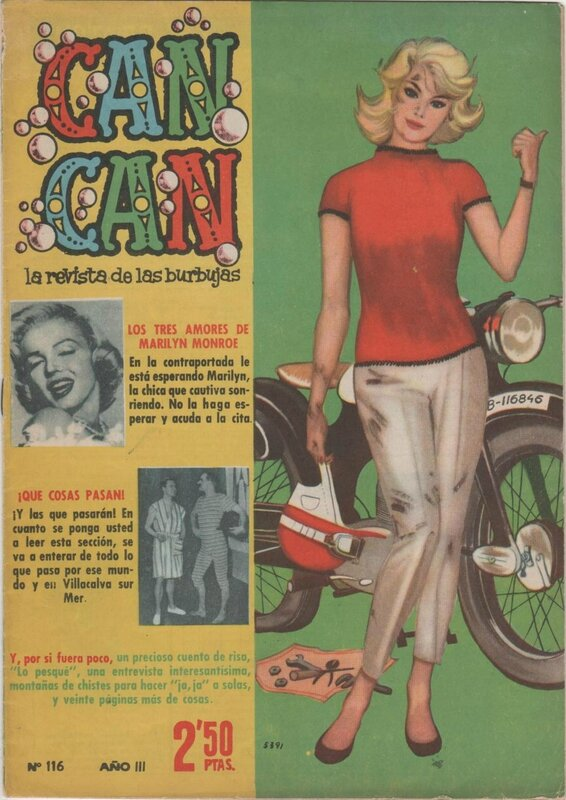 Can Can (Esp) 1960