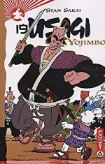 Sakai_Usagi Yojimbo 19