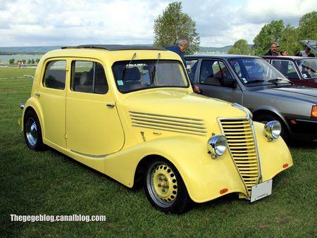 Renault primaquatre custom de 1939 (Retro Meus Auto Madine 2012) 01
