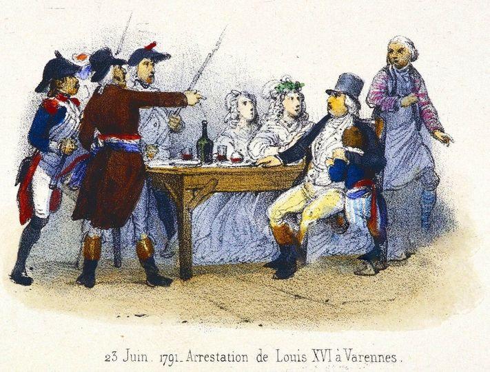 Louis 16 à versailles