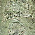 10. Décor VOC sur le canon hollandais VOC de Gerard Koster Amste