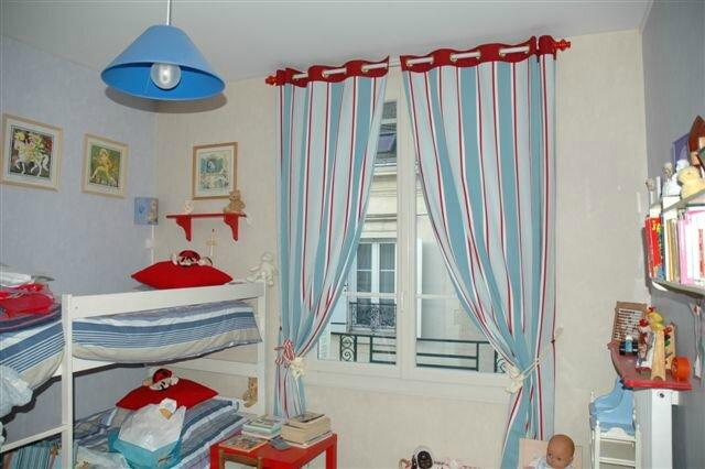 double-rideaux pour chambre d\'enfants - Photo de Les rideaux ...