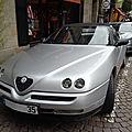 Alfa romeo spider 916 (1995-2006)