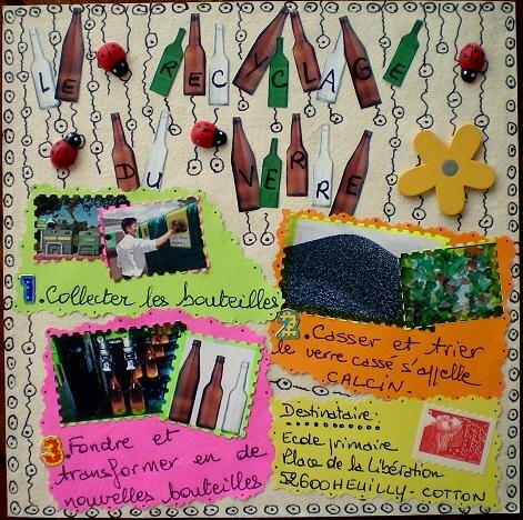 236~Recyclage pour Ecole (Isa52)