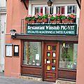 Pic-vit mulhouse haut-rhin restaurant