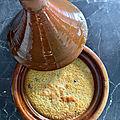 Gâteau de semoule de christophe michalak