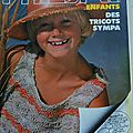 Magazine tricot enfants