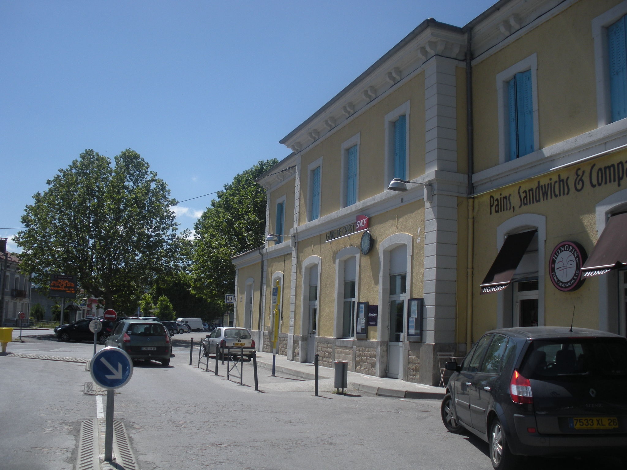 Crest (Drôme)