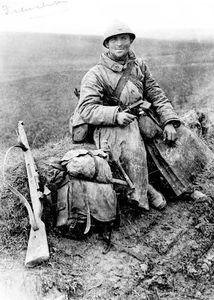 soldat français 1914