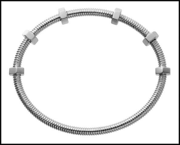cartier bracelet ecrou 2